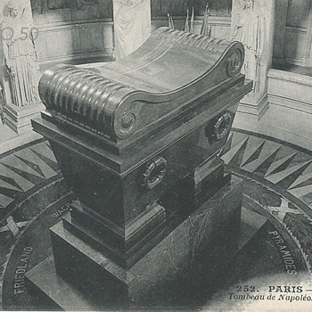 PARIS – LES INVALIDES, TOMBEAU DE NAPOLÉON  - Postcards