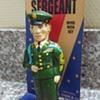 Circa 1950's J.Chein U.S Army Sergeant Windup Toy !