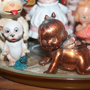 In Pursuit of a Lost Foundry - Figurines