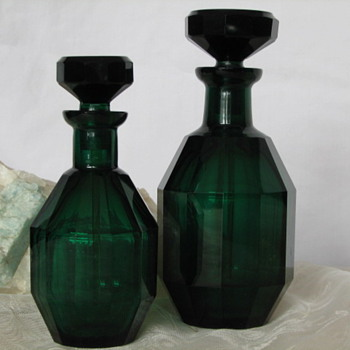 My Mystery Faceted Scent Bottles - Bottles