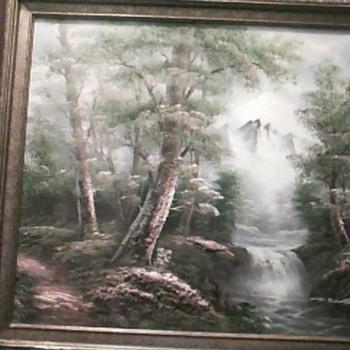 3d painting by M. Scott