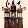 Engle Monumental Clock