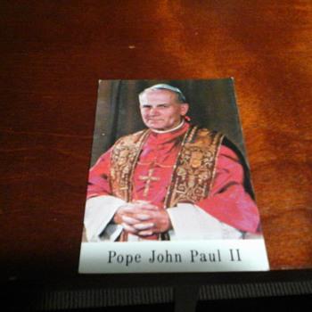 John Paul  - Cards