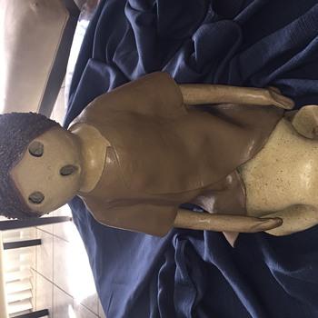 Need Help Identifying Pottery Sculpture Artist