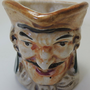 Bust Creamer - Occupied Japan - Asian