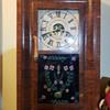 Seth Thomas Reverse Painting  Clock