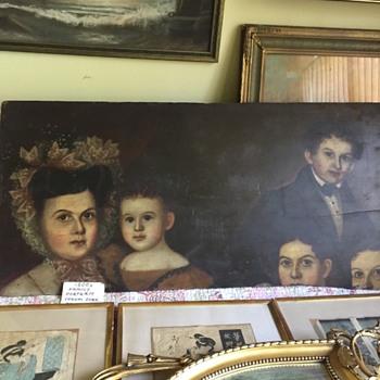 Just found Susanna Paine portrait - Fine Art