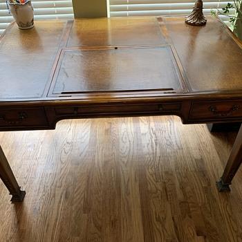Theodore Alexander unusual desk - Furniture