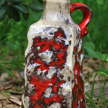 Carstens Mid Century Vase - Mid-Century Modern
