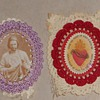 What are these?  Vintage Catholic School items?