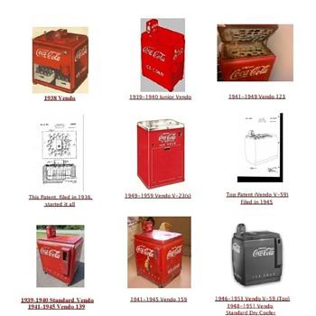 FREE – 'The' Guide, ID VENDO CHEST MACHINES, yourself - Coca-Cola