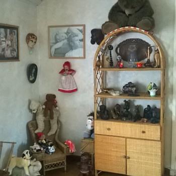 My Vintage/Retro Room