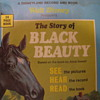 The Story of Black Beauty -- Disney Book & Record