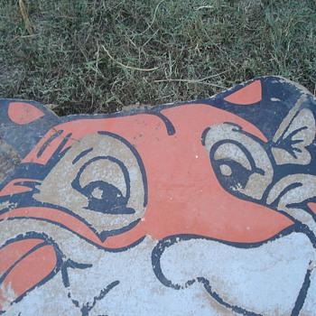 Essco Tiger - Signs