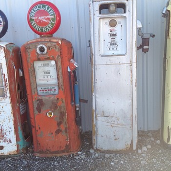 Another Gas Pump - Petroliana