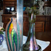 Kralik bambus tall vase