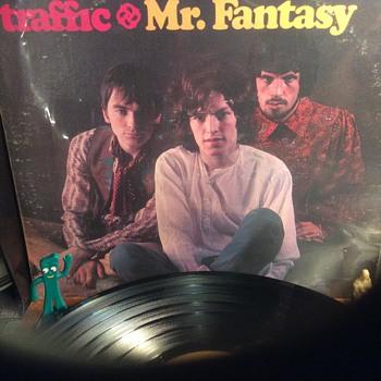 Traffic debut album