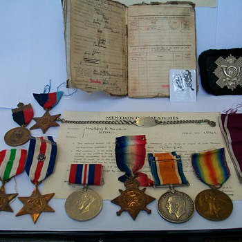 Medals - Military and Wartime