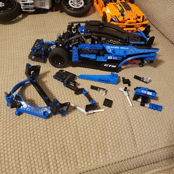 The wreck was alittle more severe! - Toys