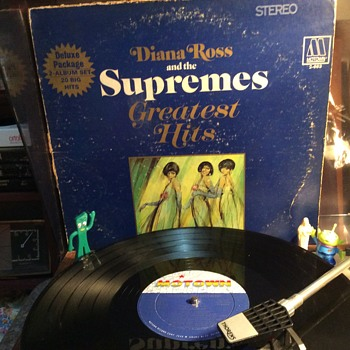 Diana Ross and the Supremes  - Records