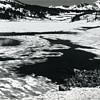 Lake Tioga – image shot with Ansel Adams at his Yosemite workshop