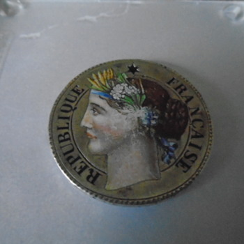 Does anyone know how this coin came about? - World Coins