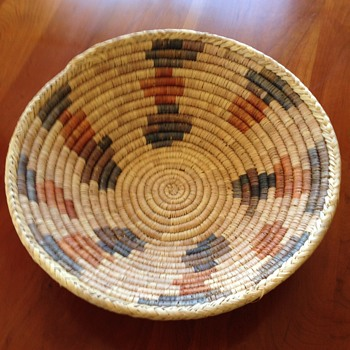 Native American Basket? - Native American