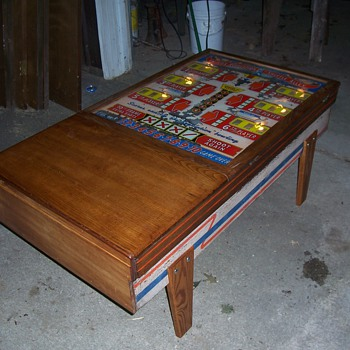Shuffle bowl coffee table - Furniture