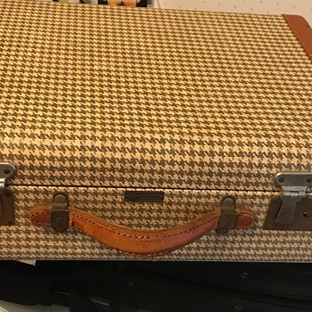 Absolutely awesome vintage Globe-Trotter suitcase - Bags