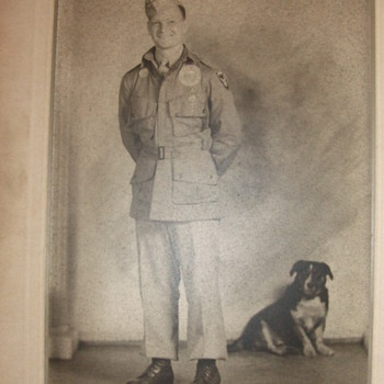 WW2 11th Airborne soldier in jump jacket - Military and Wartime