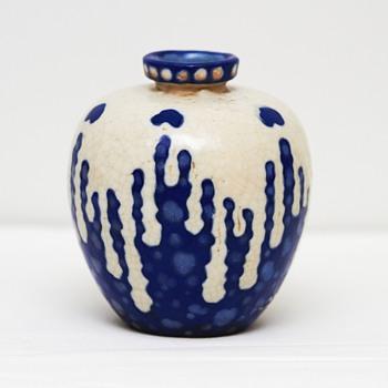Stoneware Vase, Revernay (France), ca. 1900 - Pottery