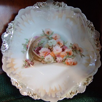 One of my many favorite hand-me-downs...RS Prussia - China and Dinnerware