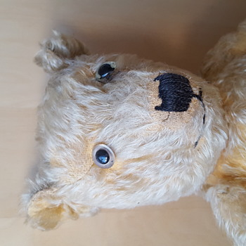 Vintage teddy bear - what make? - Dolls