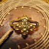 Cool but broke Art Nouveau Watch Pin