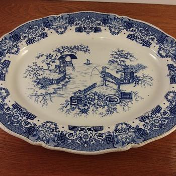 Spode's Garden?  - China and Dinnerware