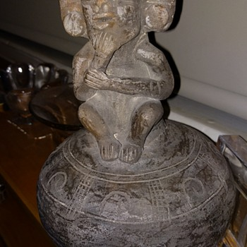 Is this South American or African? - Pottery