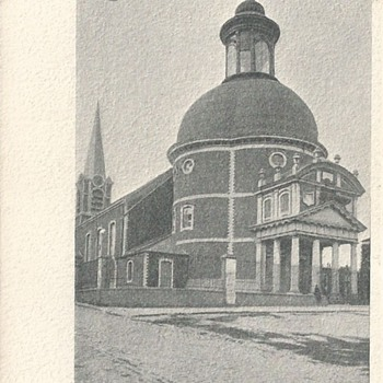 WATERLOO - L'ÉGLISE. - Postcards