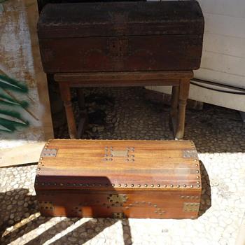 seaman's chest - Furniture