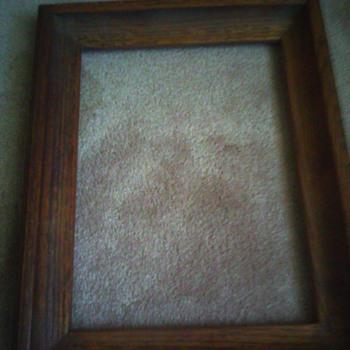 a picture frame  - Fine Art