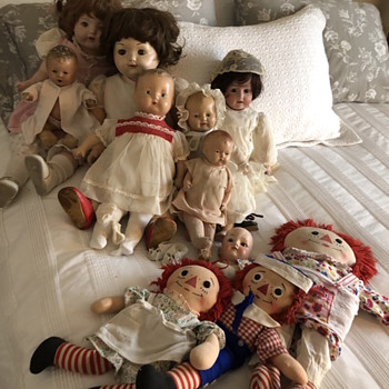 More dolls that I will look up, oh no - Dolls