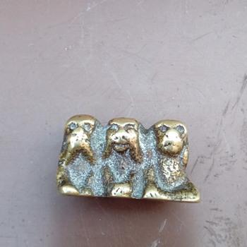 My tiny monkeys - Asian