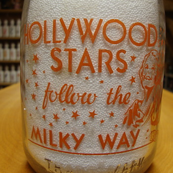 USERVO Milk Bottle With Unusual Design.....