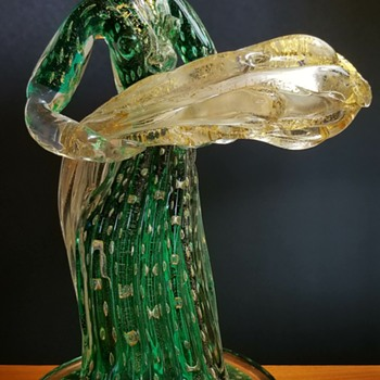 Murano Glass Figurine by Flavio Poli circa 1936 - Art Glass