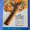 Romeo Y Julieta Vintage Advertising Display