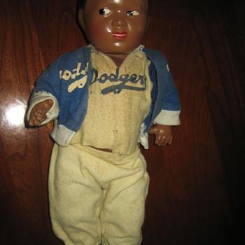 My Jackie Robinson Doll - Dolls