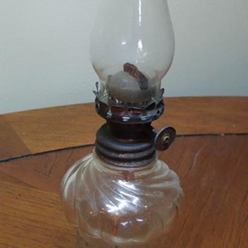 Mini Oil lamp