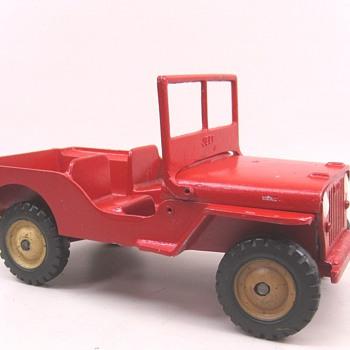 Al-Toy Jeep