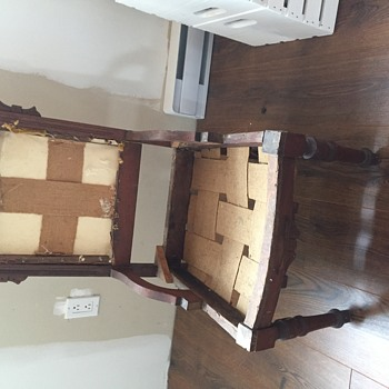 Small Chair  - Furniture