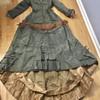 Antique Bustle dress