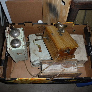 Western Electric Special 293J Project - Telephones